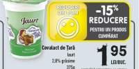 Covalact de tara iaurt