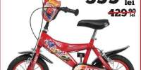 Bicicleta 30 centimetri Cars