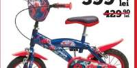 Bicicleta 30 centimetri, Spiderman