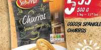 Gogosi spaniole Churros, Sol&MAar
