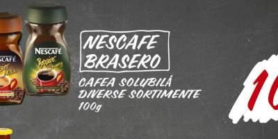 Cafea solubila Nescafe Brasero