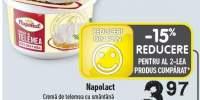 Crema de telemea cu smantana Napolact