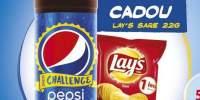 Pepsi 2.5 litri Regular + Lay's Sare