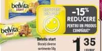Biscuiti Belvita Start