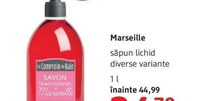 Sapun lichid Marseille