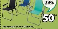 Scaun de picnic Trondheim
