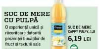 Suc de mere Cappy Pulpy