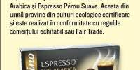 Cafea capsule espresso Pur Arabica, Casino