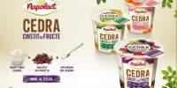 Cedra - Iaurt Cinstit cu fructe, Napolact