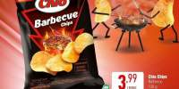 Chio Chips barbeque