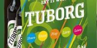 Tuborg 6 pack sticla 0.33 L