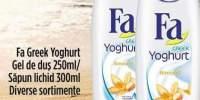 Fa Greek Yoghurt gel de dus/ sapun lichid