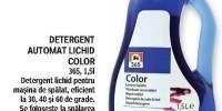 Detergent automat lichid Color 365 1.5 L