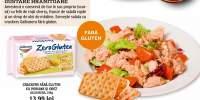 Crackers fara gluten cu porumb si orez, Galbusera