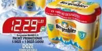 Pachet promotional Bergenbier blonda