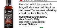 Sos barbecue Jack Daniel's