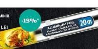 Folie din aluminiu Fino