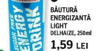 Bautura energizanta light