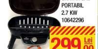 Gratar gaz portabil 2.7 kw
