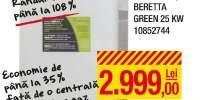Centrala condensatie Beretta Green