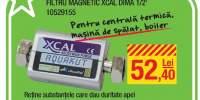 Filtru magnetic XCAL Dima 1/2 inci