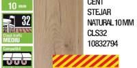 Parchet laminat cent stejar natural 10 milimetri