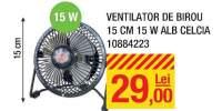 Ventilator de birou Celcia