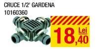 Cruce 1/2' Gardena
