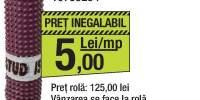Membrana crampoane 400 gr/mp