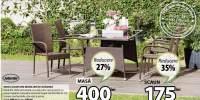 Odda/ Gudhjem mobilier de gradina