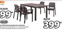 Vattrup/ Abildro mobilier de gradina