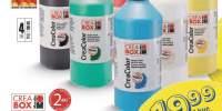 Culori acrilice, 500 ml, 6 modele