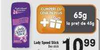 Deo stick Lady Speed Stick