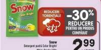 Detergent pudra Color Bright/ White Bright