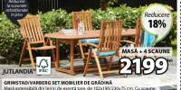 Set mobilier de gradina Grimstad/Varberg