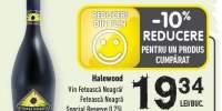 Halewood vin Feteasca Neagra/ Feteasca Neagra Special Reserve