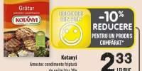 Amestec condimente friptura Kotanyi