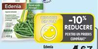 Fasole verde fina Edenia
