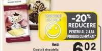 Ciocolata straciatella/ iced coffee/ citrus sorbet Heidi