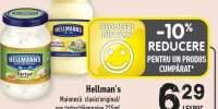 Hellman's maioneza/ original/ sos tartar/ djonaise