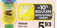 Polimark mustar clasic