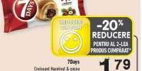 Croissant Hazelnut& cocoa 7 Days