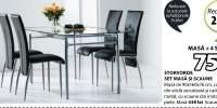 Set masa si scaune Storvorde