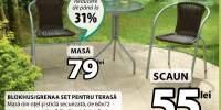 Set pentru terasa Blokhus/Grenaa