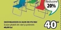 Scaun de picnic Skovbakken