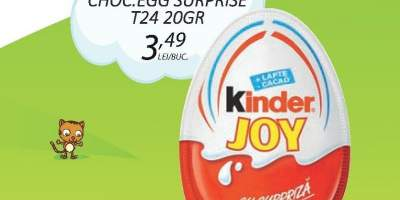 Kinder Joy Choc. Egg Surprise