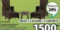 Set mobilier de gradina Torekov/Skive