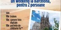 Cumpara produse Fa si poti castica un weekend la Barcelona!