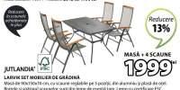 Set mobilier de gradina Larvik