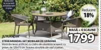 Set mobilier de gradina Strib/Arendal